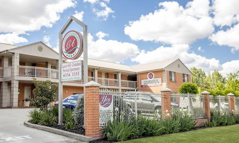 CHARLOTTE | BATHURST, AUSTRALIA | SEASON DEALS FROM $94